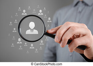 Human resources and CRM - Human resources, CRM, data mining...