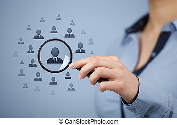 Human resources and CRM - Human resources, CRM, data mining,...