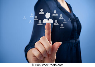 Human resources and CRM - Human resources, CRM and social...