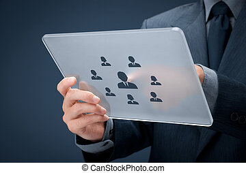 Human resources recruitment - Human resources, personal...