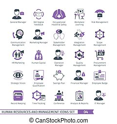 Human Resources Set 04 - Human Resources And Management...