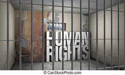 human rights in prison cell - human rights behind bars -...