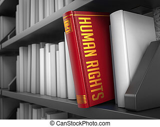 Human Rights - Title of Red Book. - Human Rights - Book on ...