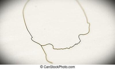Human Skull v2 2 - Human Skull structure animation...