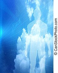 Human Sky