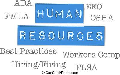humano, gov, recursos, palabras, conformidad