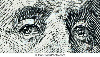 humano, ojos