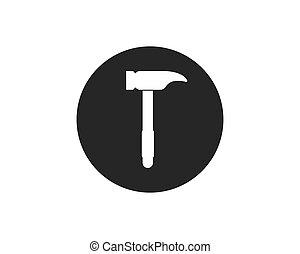 hummer, ilustración, vector, diseño, logotipo, icono