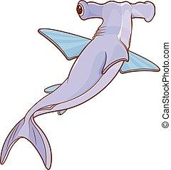 hummer, tiburón