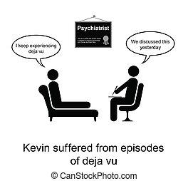 humor, psykoterapi