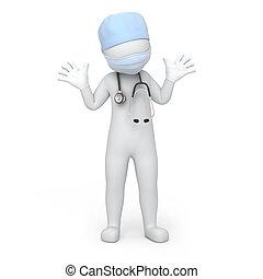 humoristiske, doktor
