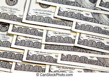 Hundred dollar denominations