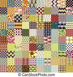 hundred seamless patterns