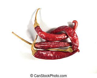 Hungarian paprika - Magyar (Hungarian) paprika - dried red...