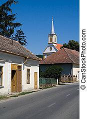 Hungarian town