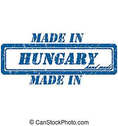 hungary stamp