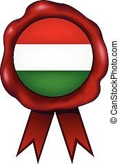 Hungary Wax Seal