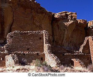 Hungo Pavi, Chaco Canyon