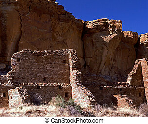 Hungo Pavi, Chaco Canyon