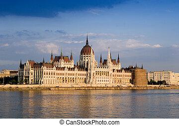 hungria, parlamento