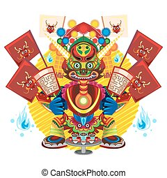 Hungry Ghost Day Festival, Chinese Celebration That...
