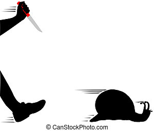 Hunting for slugs