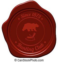 Hunting Seal Stamp