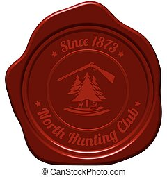Hunting Seal Stamp