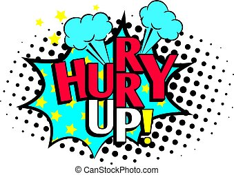 hurry up clip art and stock illustrations 1418 hurry up
