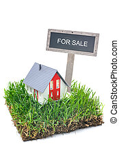hus, försäljning