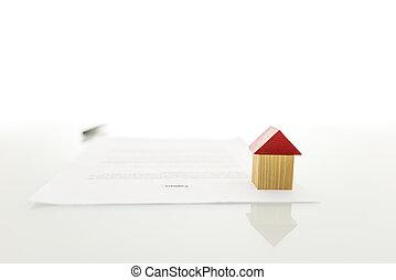 hus, renovering, avtal