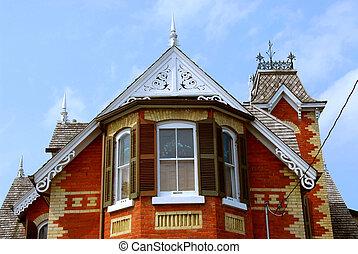 hus, viktorian