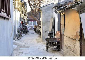 Hutong in Beijing