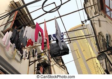 Hutong in Shanghai