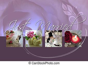 huwelijk, kaart