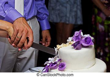 huwelijkscake