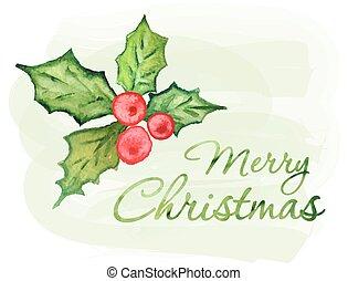 huwen, kerstmis kaart