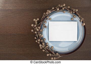 hvid konvolut, underkop