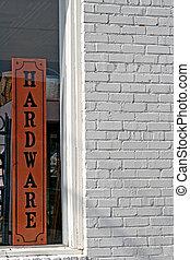 hvide mursten, hardware