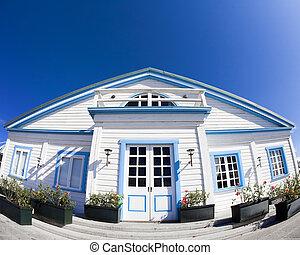 hvidt hus