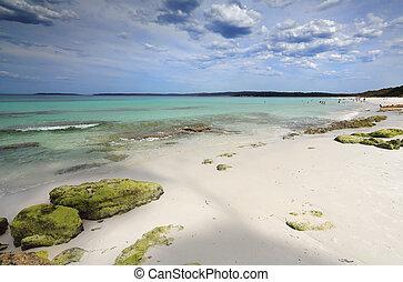 hyams, praia, austrália