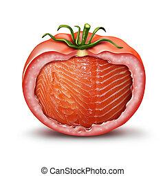 Hybrid Food
