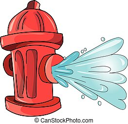 hydrant water
