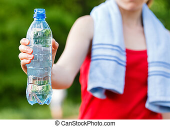 Hydration during workout - Do not forget to hydrate yourself...