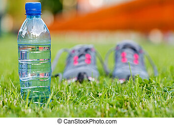 Hydration during workout - Do not forget to bring water...