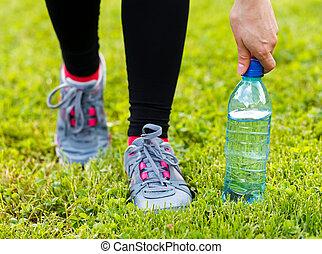 hydration, während, workout