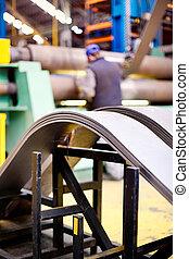 Hydraulic Bending Machine - Hydraulic Pressure Steel Bending...