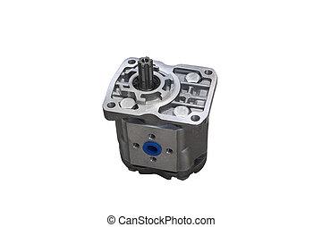 Hydraulic power steering pump