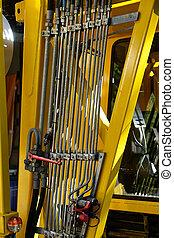 Hydraulic Pressure Hoses System