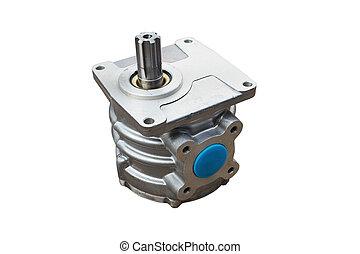 hydraulic tractor gear pump on